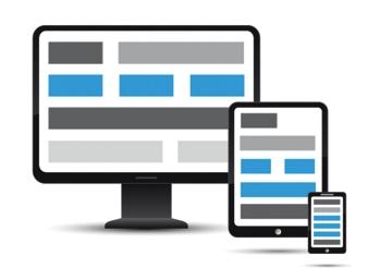 Responsive sito web